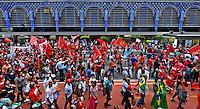 Manifestação em defesa da democracia e contra o impeachment. Avenida Paulista. 16.12.2015. Foto de Juca Martins.