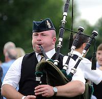 14/08/10 World Pipe Band Championships