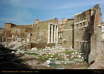 Forum of Augustus Temple of Mars Ultor 27 BC Rome