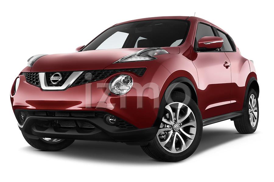 2 Door Suv 2015 a 2015 Nissan Juke Tekna 5