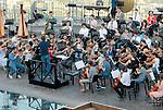 Sul Belvedere di Villa Rufolo,  <br /> L'Orchestra Giovanile Italiana diretta da Juraj Valcuha inaugura il Ravello Festival 2016 <br /> <br /> Musiche di Wagner, Strauss, Prokofiev, Ravel