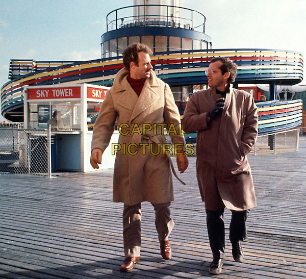 Bruce Dern, Jack Nicholson<br /> in The King of Marvin Gardens (1972) <br /> *Filmstill - Editorial Use Only*<br /> CAP/NFS<br /> Image supplied by Capital Pictures