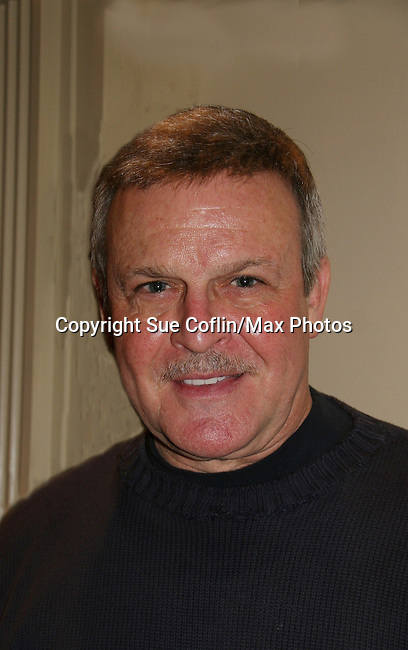 """Ron Raines """"Alan Spaulding"""" of Guiding Light came to see the last show of Sessions on January 3, 2010 at the Algonquin Theatre, New York City, New York. (Photo by Sue Coflin/Max Photos)"""