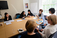 Granta 127: Japan translation workshop and launch, Free Word Centre, Clarkenwell, London, UK, May 6, 2014.