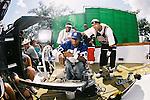 "Lil Wayne aka Weezy aka Dwayne Carter in New Orleans, Louisiana on the set of the Big Tymers video shoot ""Still Fly"".  Photo credit: Presswire News/Elgin Edmonds"