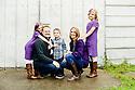 The W Family Christmas Mini Session