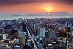 Lima, Peru_Sunset