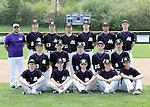 5-8-15, 2015 Pioneer High School junior varsity baseball team