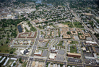 1995 May ..Redevelopment.Church Street..CHURCH STREET.LOOKING NORTH.VIRGINIA BEACH BLVD IN FOREGROUND.WEST TO EAST...NEG#.NRHA#..