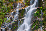 Waterfall, Paro Valley, Bhutan