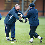 250113 Rangers training