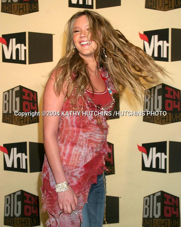 ©2004 KATHY HUTCHINS /HUTCHINS PHOTO.BIG IN 04 AWARD SHOW.SHIRNE AUDITORIUM.LOS ANGELES, CA.DECEMBER 1, 2004..JOSS STONE