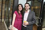 ISPS Handa Wales Open 2012.Terry M's Restaurant Opening.Kirsty & Ian Crocker..01.06.12.©Steve Pope