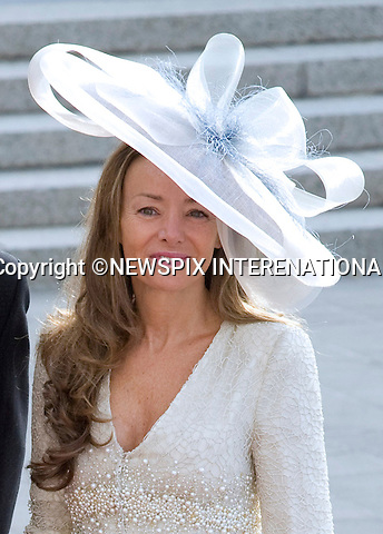 "ROYAL HAT PARADE - PRINCESS MIRIAM OF BULGARIA.The Religious Wedding of HRH the Hereditary Grand Duke and Countess Stéphanie de Lannoy at the Cathedral of Our lady of Luxembourg, provided an opportune moment for the Royal Ladies to put on a hat show and they did not disappoint with their various styles, Luxembourg_20-10-2012.Mandatory credit photo: ©Dias/NEWSPIX INTERNATIONAL..(Failure to credit will incur a surcharge of 100% of reproduction fees)..                **ALL FEES PAYABLE TO: ""NEWSPIX INTERNATIONAL""**..IMMEDIATE CONFIRMATION OF USAGE REQUIRED:.Newspix International, 31 Chinnery Hill, Bishop's Stortford, ENGLAND CM23 3PS.Tel:+441279 324672  ; Fax: +441279656877.Mobile:  07775681153.e-mail: info@newspixinternational.co.uk"