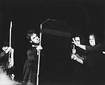 BRUCE SPRINGSTEEN 1980 Halloween LA Sports Arena..© Chris Walter..