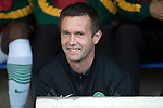 St Johnstone v Celtic...13.08.14  SPFL<br /> All smiles from Ronny Deila<br /> Picture by Graeme Hart.<br /> Copyright Perthshire Picture Agency<br /> Tel: 01738 623350  Mobile: 07990 594431