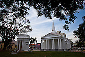 St George's Anglican Church, the historic church, named after a patron saint of England, is reportedly the oldest Anglican church in Malaysia  and is seen here in Georgetown of Penang, Malaysia. Photo: Sanjit Das/Panos