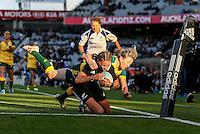 161022 International Women's Rugby - NZ Black Ferns v Australia Wallaroos