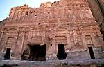 Jordan, Petra. The Palace Tomb&amp;#xA;<br />
