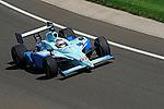 10-18 May 2008, Indianapolis, Indiana, USA. Sarah Fisher's Honda/Dallara.©2008 F.Peirce Williams USA.