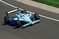10-18 May 2008, Indianapolis, Indiana, USA. Sarah Fisher's Honda/Dallara.©2008 F.Peirce Williams USA.