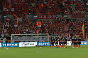 Omiya Ardija fans,.AUGUST 11, 2012 - Football / Soccer :.2012 J.League Division 1 match between Omiya Ardija 1-2 Sanfrecce Hiroshima at NACK5 Stadium Omiya in Saitama, Japan. (Photo by Hiroyuki Sato/AFLO)