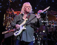 Chris Squire of Yes Passes Away