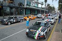 banderazo de salida  de la Carrera  PANAMERICANA