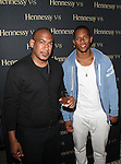 """CELEBRITY STYLIST, RACHEL JOHNSON, FELLOW BARBER AND HENNESSY HOST  """"THE WELL-GROOMED EXPERIENCE"""""""