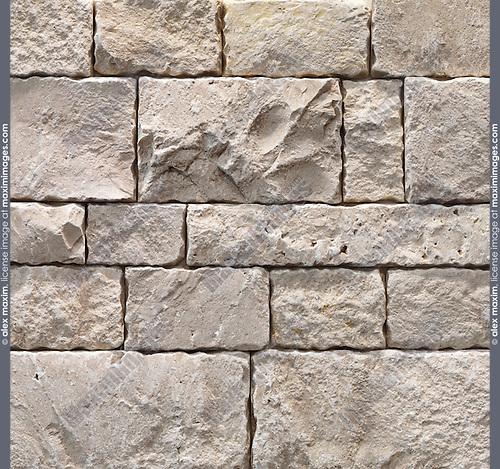 Ivory durango splitface tiles texture background. Exterior stone finish