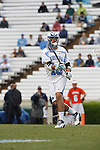 CHAPEL HILL, NC - APRIL 28: Kieran Burke #26 of the North Carolina Tar Heels playing the Virginia Cavaliers on April 28, 2013 at Kenan Stadium in Chapel Hill, North Carolina. North Carolina won the ACC Championship with a 16-13 win. (Photo by Peyton Williams/Getty Images) *** Local Caption *** Kieran Burke
