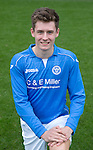 St Johnstone FC Academy U17's<br /> Innes Murray<br /> Picture by Graeme Hart.<br /> Copyright Perthshire Picture Agency<br /> Tel: 01738 623350  Mobile: 07990 594431