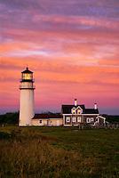 Cape Cod Light, Truro, Cape Cod, Massachusetts, USA