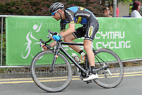 Rounding a bend during the Abergavenny Festival of Cycling &quot;Grand Prix of Wales&quot; race on Sunday 17th 2016<br /> <br /> <br /> Jeff Thomas Photography -  www.jaypics.photoshelter.com - <br /> e-mail swansea1001@hotmail.co.uk -<br /> Mob: 07837 386244 -