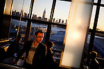 Andrew Tarlow poses for a portrait at the sixth floor bar at the Wythe Hotel on May 10, 2012 in Brooklyn.   (Photo by Michael Nagle)