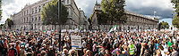 "12.09.2015 - ""Solidarity with Refugees"" - March & Rally in London #RefugeesWelcome"