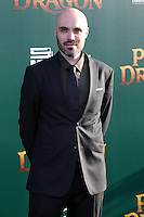 HOLLYWOOD, CA- AUGUST 8:  David Lowery at the Disney premiere of 'Pete's Dragon' at El Capitan Theater in Hollywood, California, on August 8, 2016. Credit: David Edwards/MediaPunch