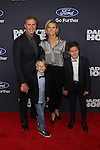 Actor Will Ferrell and Family at Paramount Pictures and Red Granite Pictures presents the New York Premiere of Daddy's Home sponsored by Ford Motor Company held at AMC Lincoln Square