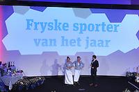 SPORT ALGEMEEN: HEERENVEEN: 17-02-2016, Sportgala Fryslân, ©foto Martin de Jong