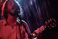 white denim at spaceland in silver lake, los angeles