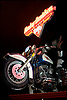Harley Davidson Las Vegas Cafe Motorcycle, Las Vegas, Nevada