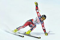 February 17, 2017: Erik READ (CAN) competing in the men's giant slalom event at the FIS Alpine World Ski Championships at St Moritz, Switzerland. Photo Sydney Low