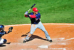 5 March 2010: Washington Nationals' shortstop Ian Desmond in action during a Spring Training game against the Atlanta Braves at Champion Stadium in the ESPN Wide World of Sports Complex in Orlando, Florida. The Braves defeated the Nationals 11-8 in Grapefruit League action. Mandatory Credit: Ed Wolfstein Photo