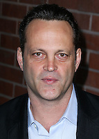 CULVER CITY, LOS ANGELES, CA, USA - NOVEMBER 08: Vince Vaughn arrives at the 3rd Annual Baby2Baby Gala held at The Book Bindery on November 8, 2014 in Culver City, Los Angeles, California, United States. (Photo by Xavier Collin/Celebrity Monitor)
