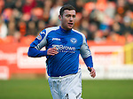 Dundee Utd v St Johnstone..26.12.12      SPL.Paddy Cregg.Picture by Graeme Hart..Copyright Perthshire Picture Agency.Tel: 01738 623350  Mobile: 07990 594431
