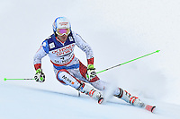 February 17, 2017: Carlo JANKA (SUI) competing in the men's giant slalom event at the FIS Alpine World Ski Championships at St Moritz, Switzerland. Photo Sydney Low