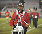 Lafayette High band member LeMarcus Dean vs. Shannon in Oxford, Miss. on Friday, September 14, 2012. Lafayette won 44-25 over Shannon to improve to 4-1.