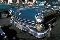 1950's American Classic Ford, Havana Cuba, Republic of Cuba,