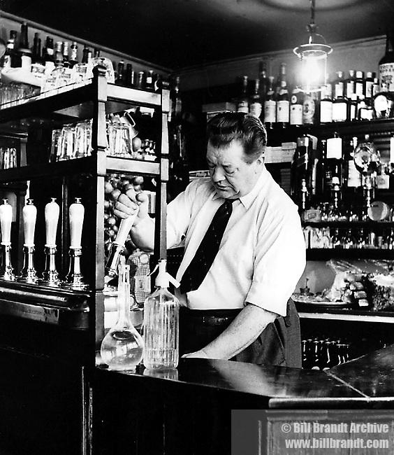 Pub landlord pulls pint