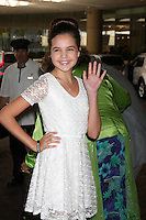 LOS ANGELES - AUG 2:  Bailee Madison arrives at the Hallmark Channel TCA Press Tour 2012 at Beverly Hilton Hotel on August 2, 2012 in Beverly Hills, CA